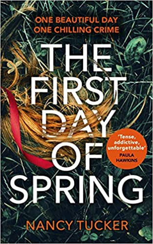 cover of 'The First Day of Spring' by Nancy Tucker