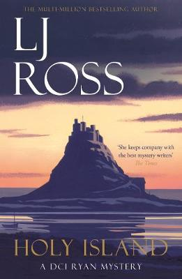 Front cover of Holy Island by L J Ross