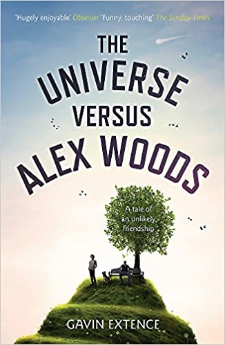 Cover of The Universe versus Alex Woods by Gavin Extence