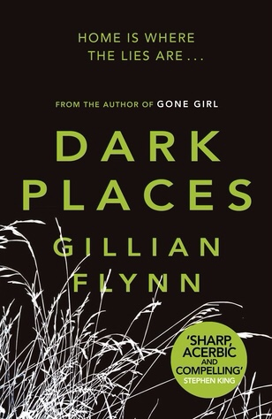 Cover of 'Dark Places' by Gillian Flynn
