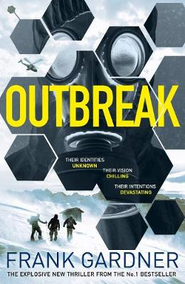 Front cover of Outbreak by Frank Gardner