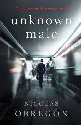 Unknown Male by Nicolas Obregon