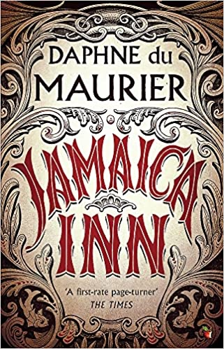 Front cover of Jamaica Inn by Daphne du Maurier