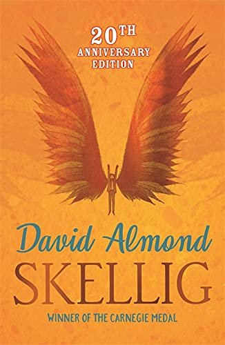 Front cover of Skellig by David Almond