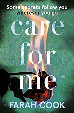 The image shows the front cover of 'Care for Me' by Farah Cook